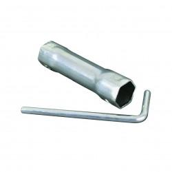 Klíč na svíčku pro křovinořezy 19x21mm