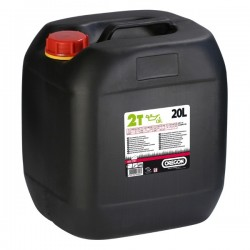 Olej pro 2T motory 20L OREGON zelený