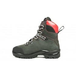 Protipořezové kožené boty Oregon (třída 2 - 24m/s)