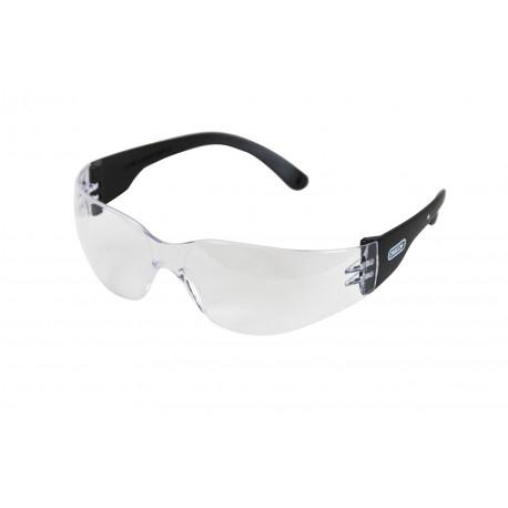 Polykarbonátové ochranné brýle - čiré (moderní design)
