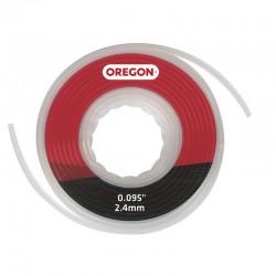 Žací struna Gator Speedload line 25 disků x (2,4mm x 3,86m) 96,5m
