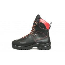Protipořezové kožené boty Oregon (třída 1 - 20m/s)