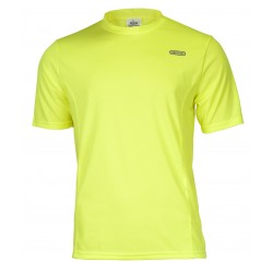 Funkční triko žluté - krátký rukáv (3XL)