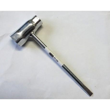 Klíč kombi 13x19x55 krátký