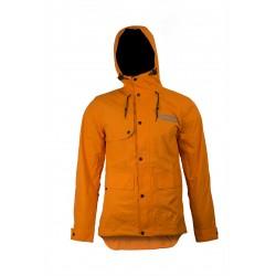 Bunda do deště oranžová