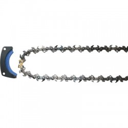 Pilový řetěz z kamieniem szlifierskim do pilarki akumulatorowej Oregon CS250/CS250E