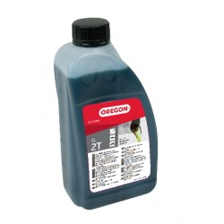 Olej pro 2T motory 1L OREGON zelený