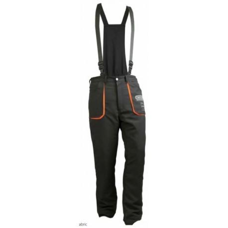 Protipořezové kalhoty YUKON L, typu A