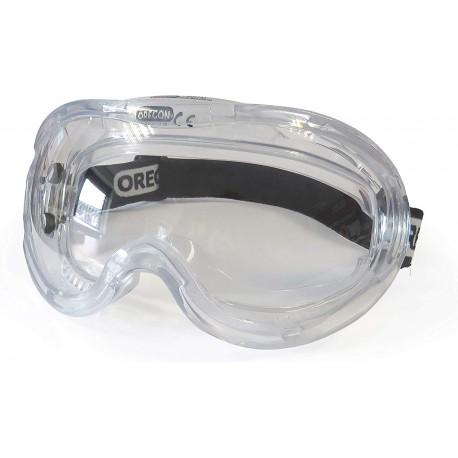 Ochranné brýle OREGON čiré s ventilací