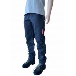 Pracovní kalhoty OREGON - ŠEDÉ