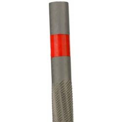 Pilník kulatý 4,0 mm - 1ks.