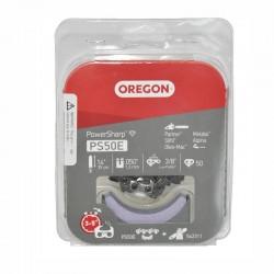 """Pilový řetěz OREGON PowerSharp 50 článků 3/8"""" / 1,3mm + ostřící kámen"""