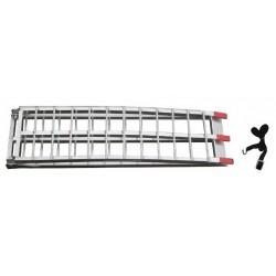 Aluminiowe rampy załadowcze pro kosiarek i quadów