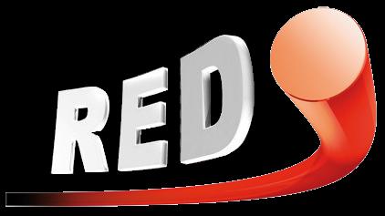 Žací struna červená kulatá